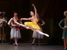 "Stella Abrera in ""Le Corsaire"" by American Ballet Theatre"