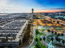 "LAX ""From Daylight Into Darkness"" by Michael Kelley"