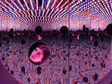 "Yayoi Kusama, ""Longing for Eternity"" at The Broad"