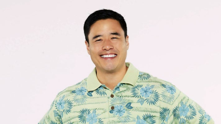 "Randall Park stars in ""Fresh Off the Boat"""