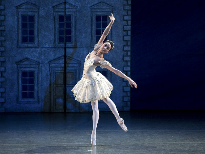 "Stella Abrera in ""The Nutcracker"" by American Ballet Theatre"
