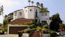 "The Dietrichson house from ""Double Indemnity"""