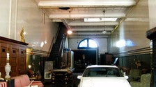 """Interior of Fire Station No. 23 from """"Ghostbusters"""""""