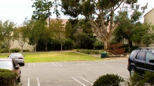 """Parking lot at Occidental College from """"Clueless"""""""