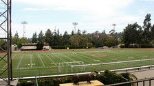 """Patterson Field at Occidental College from """"Clueless"""""""