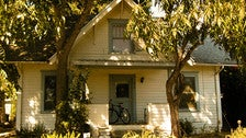 """Andie Walsh's house from """"Pretty in Pink"""""""