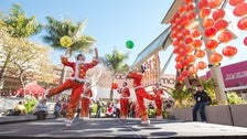 Lunar New Year Community Event at Westfield Santa Anita