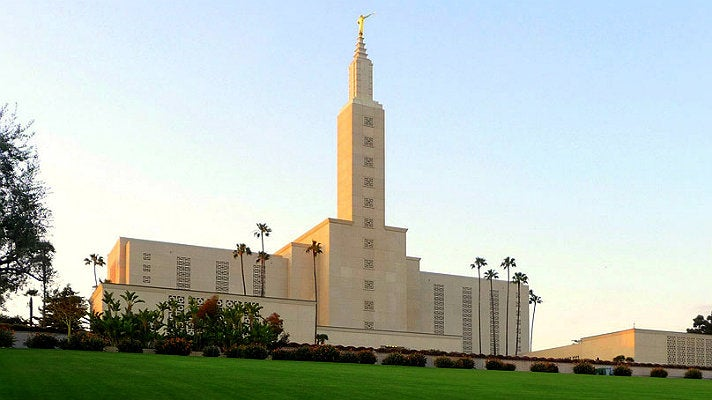 Los Angeles California Temple