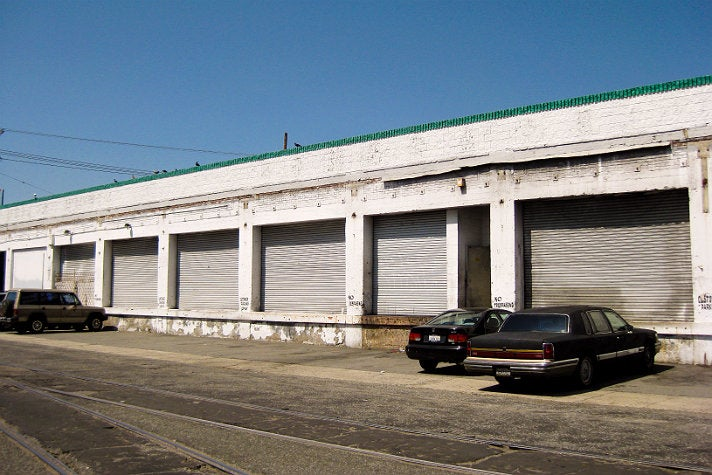 """The warehouse from """"Beat It"""""""