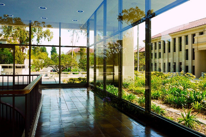 Arthur G. Coons Administrative Center at Occidental College
