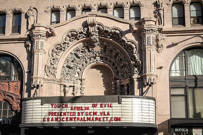 Million Dollar Theatre facade