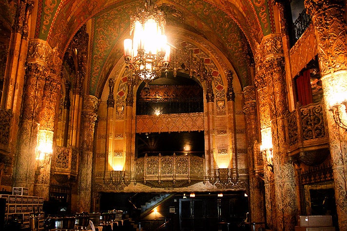 Lobby of The Theatre at Ace Hotel