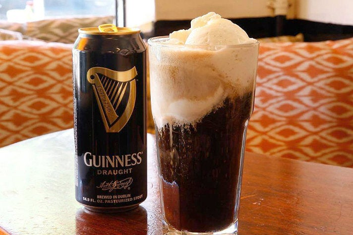 Guinness Float at Fred 62